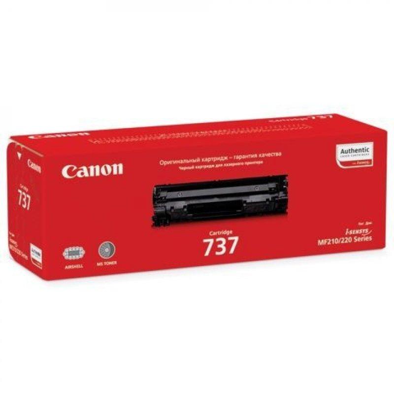 Картридж для Canon MF211/212w/216n/217w/226dn/229dw 737 2400стр ориг.