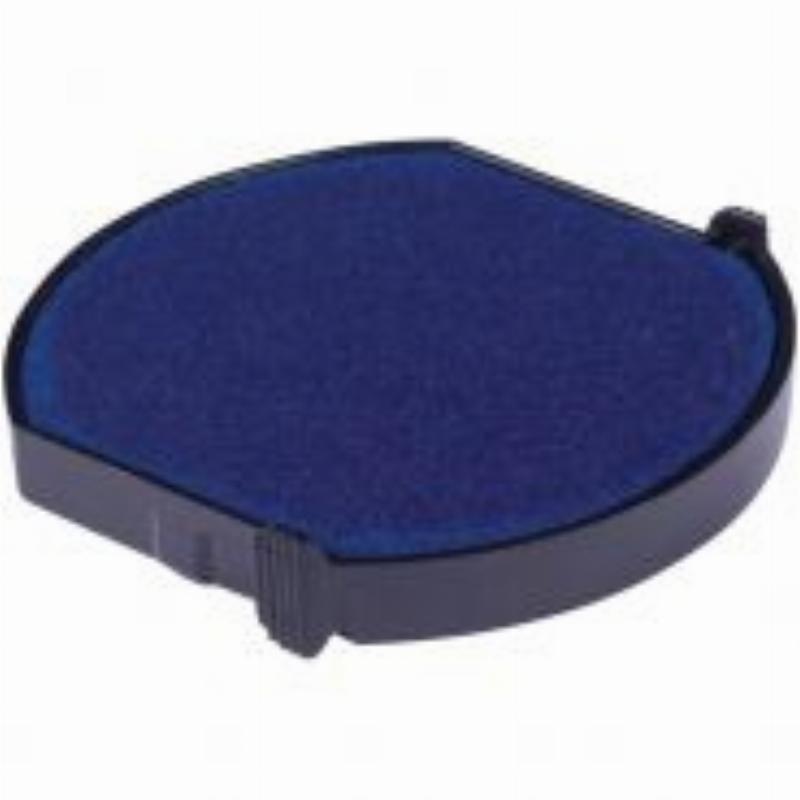 Подушка сменная  для круглой печати Trodat 4642 синяя для Tr 4642
