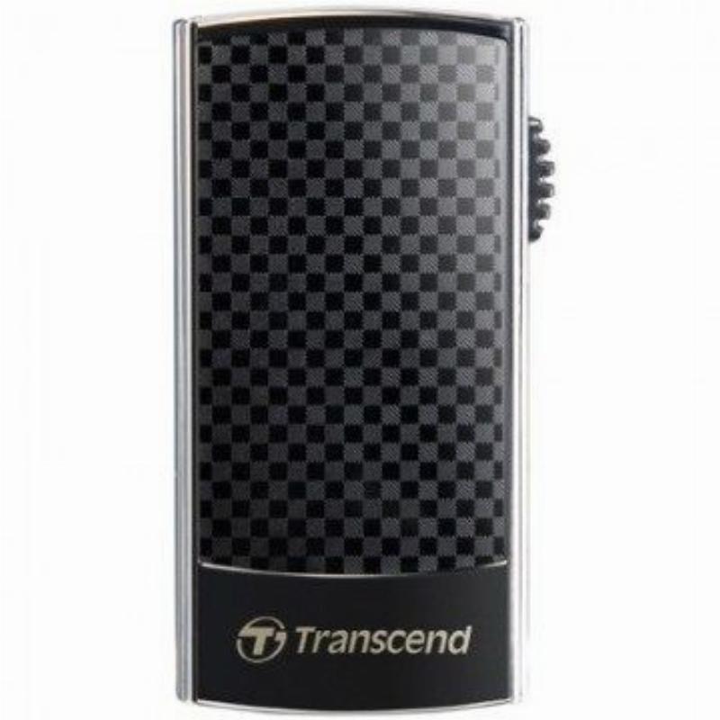 Носитель информации Flash USB 8ГБ Transcend Jet Flash 560 черный