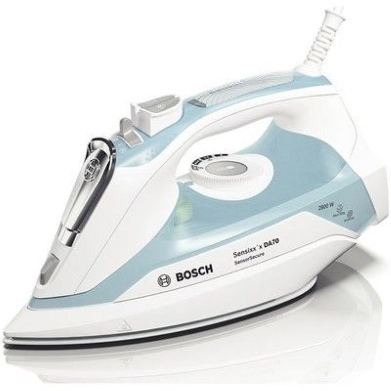 Утюг Bosch TDA 7028210 2800Вт голубой