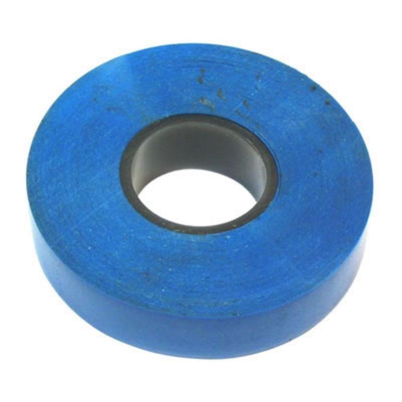 Изолента ПВХ синяя 15х20