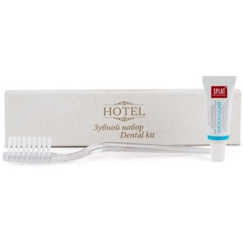 Зубной набор HOTEL картон 200шт
