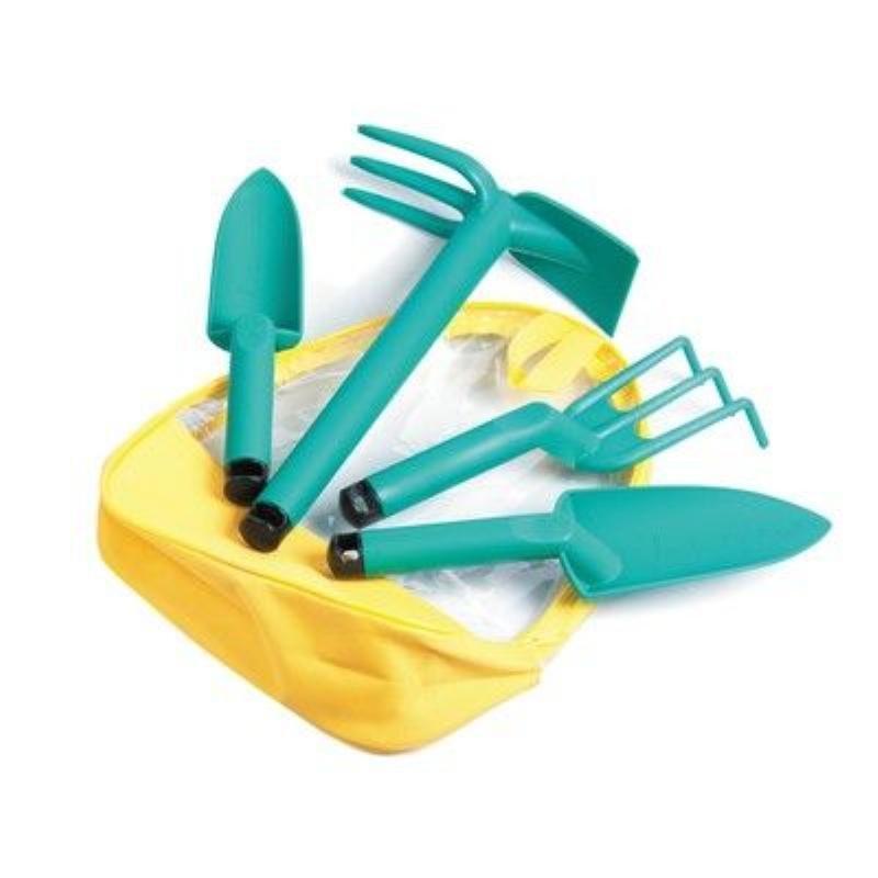 Набор садовых инструментов в футляре