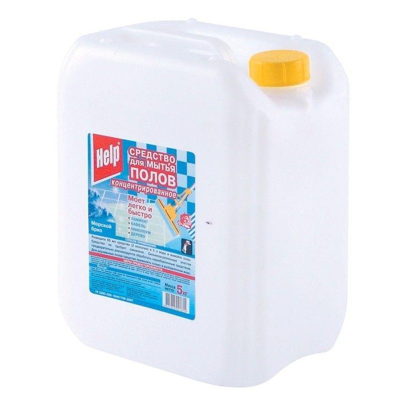 Средство для мытья пола 5л Help