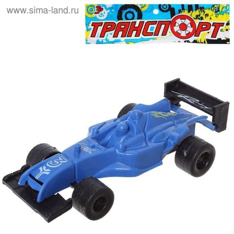 Машина инерционная Формула Микс