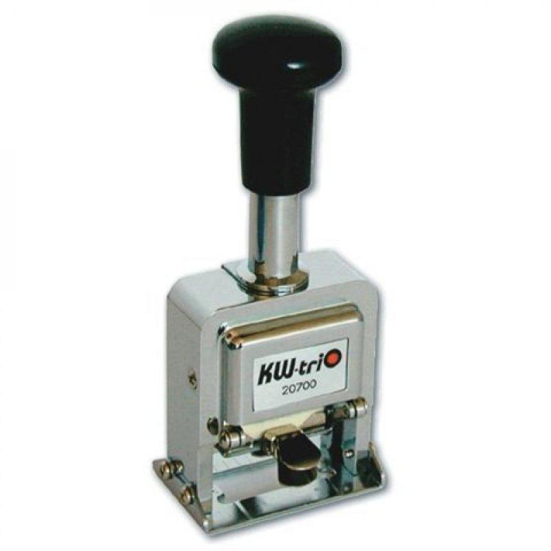 Нумератор автоматический KW-trio 20600 6 разрядов