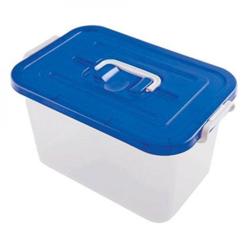 Ящик для хранения универсальный 10л на защелках