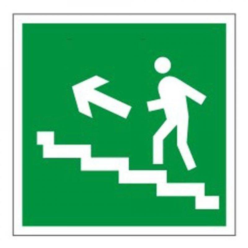 Знак вспомогательный По лестнице вверх
