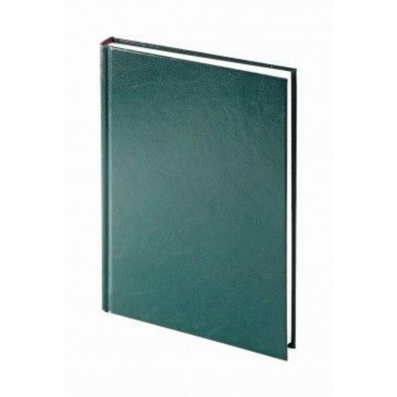 Ежедневник А5 недат Ideal New зеленый