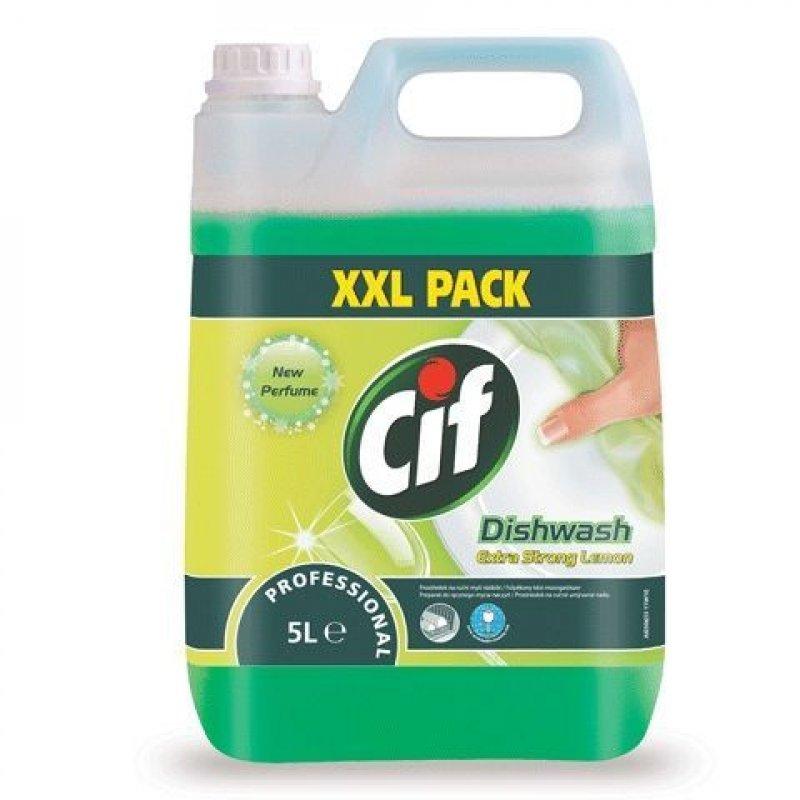 Средство для мытья посуды 5л Cif Professional концентрат