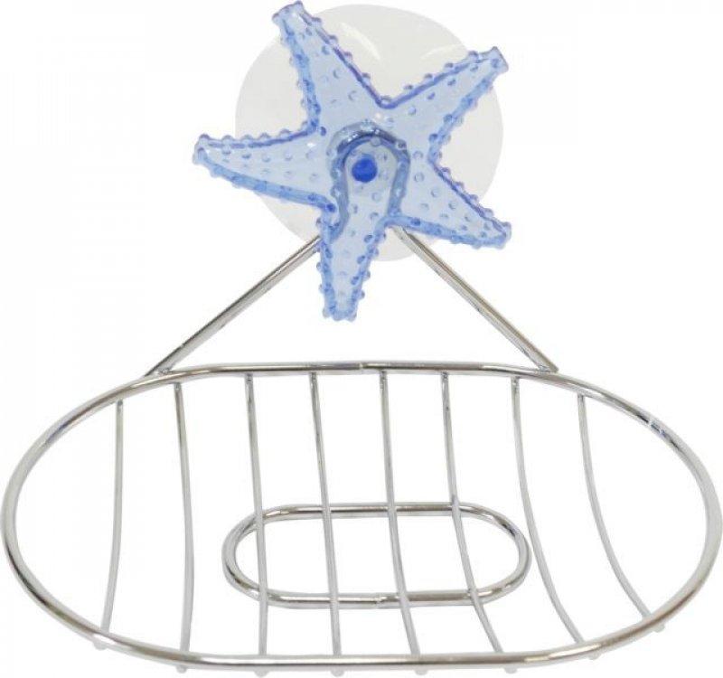Мыльница Морская звезда овальная