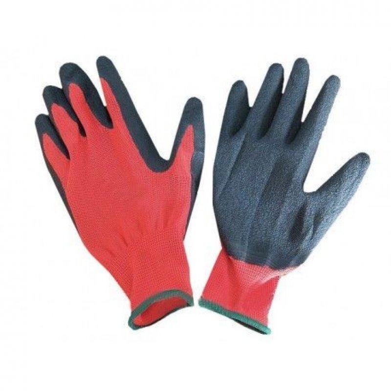 Перчатки нейлоновые с обливной заливкой Стандарт