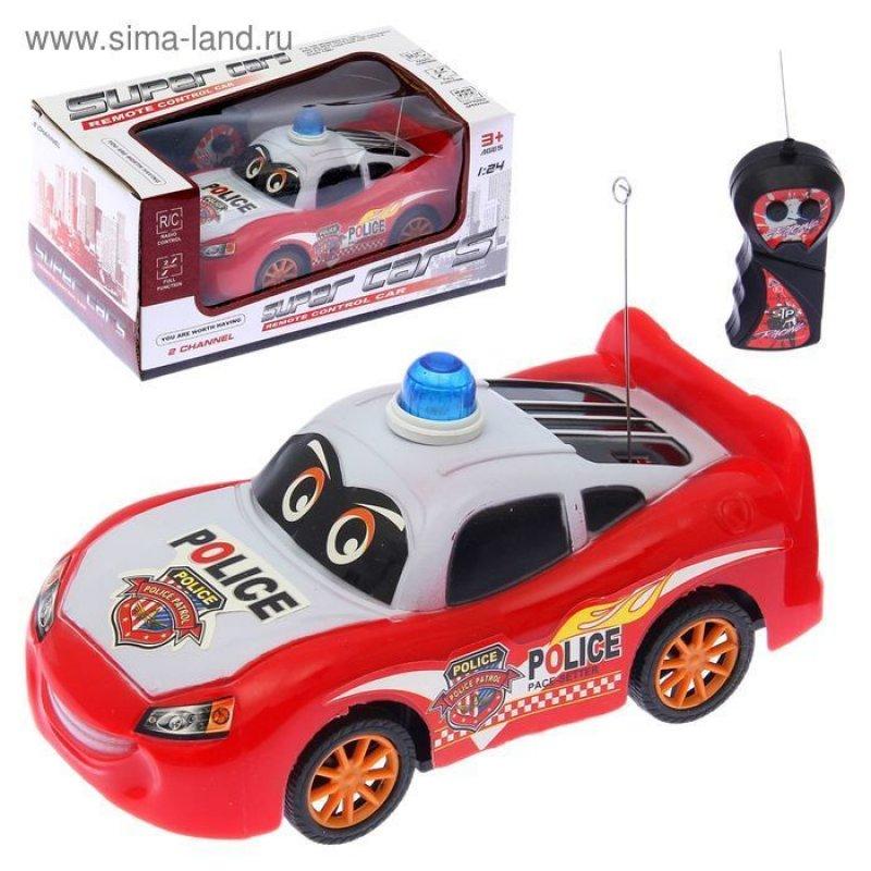 Машина радиоуправляемая Полицейский патруль