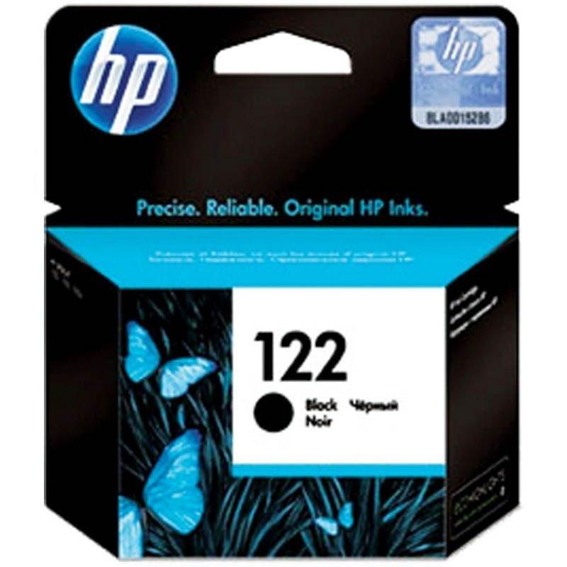 Картридж для HP DJ 1000/1050/2000/2050/3000/3050 №122 CH561HE 120стр черный ориг
