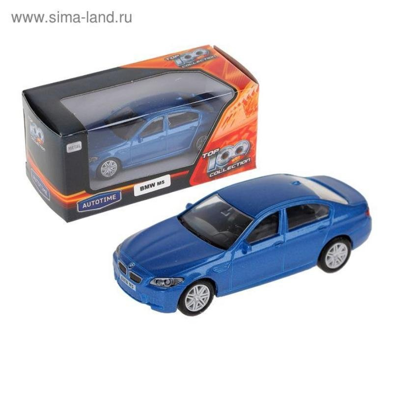 Машина металлическая BMW M5