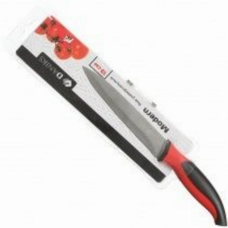 Нож кухонный 12см Daniks универсальный нерж