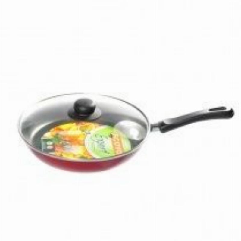Сковорода 26см Scovo Expert с крышкой антипригар