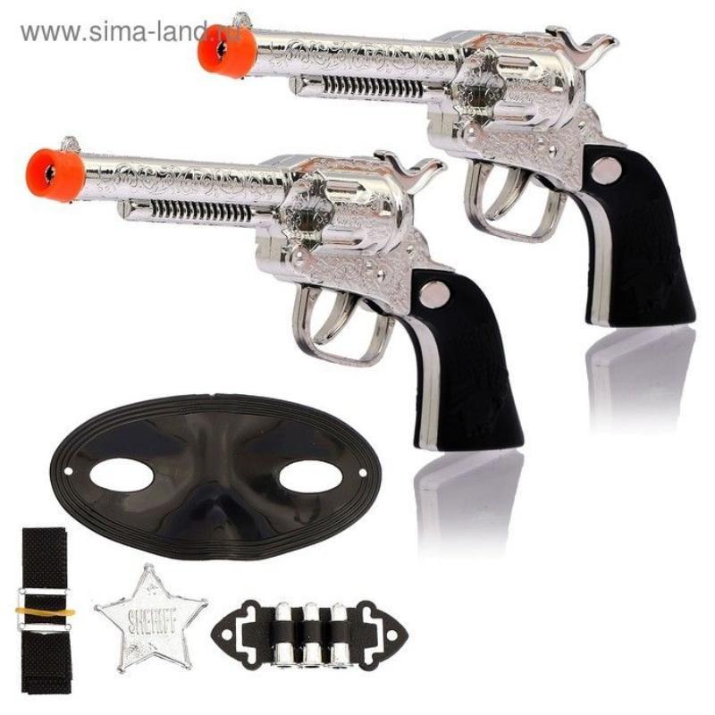 Набор оружия ковбоя Шериф