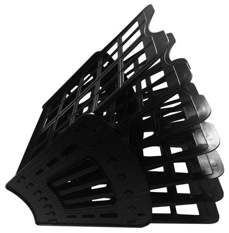 Поддон 7-секционный веер Workmate черный