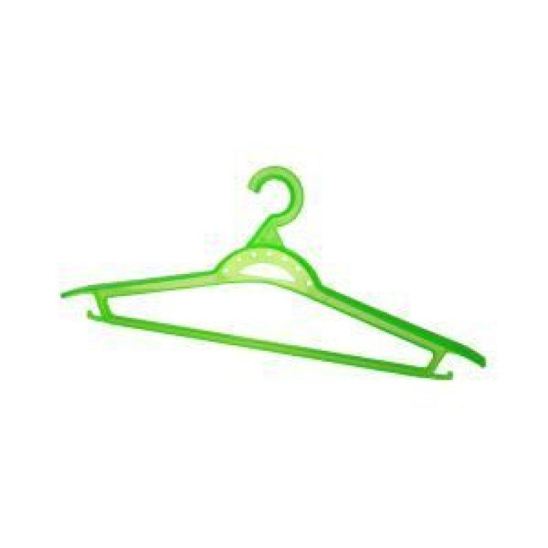 Вешалка-плечики Лайт р 50-52 пластик