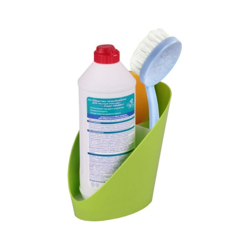 Подставка для моющих средств Изыск пластик
