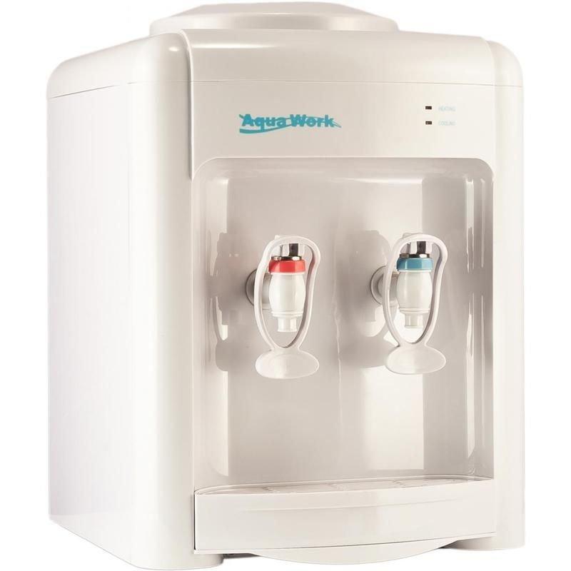Кулер для воды Aqua Work 36TDN белый настольный