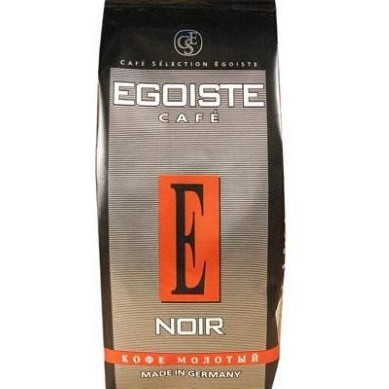 Кофе Egoiste молотый 100г мягкая упаковка