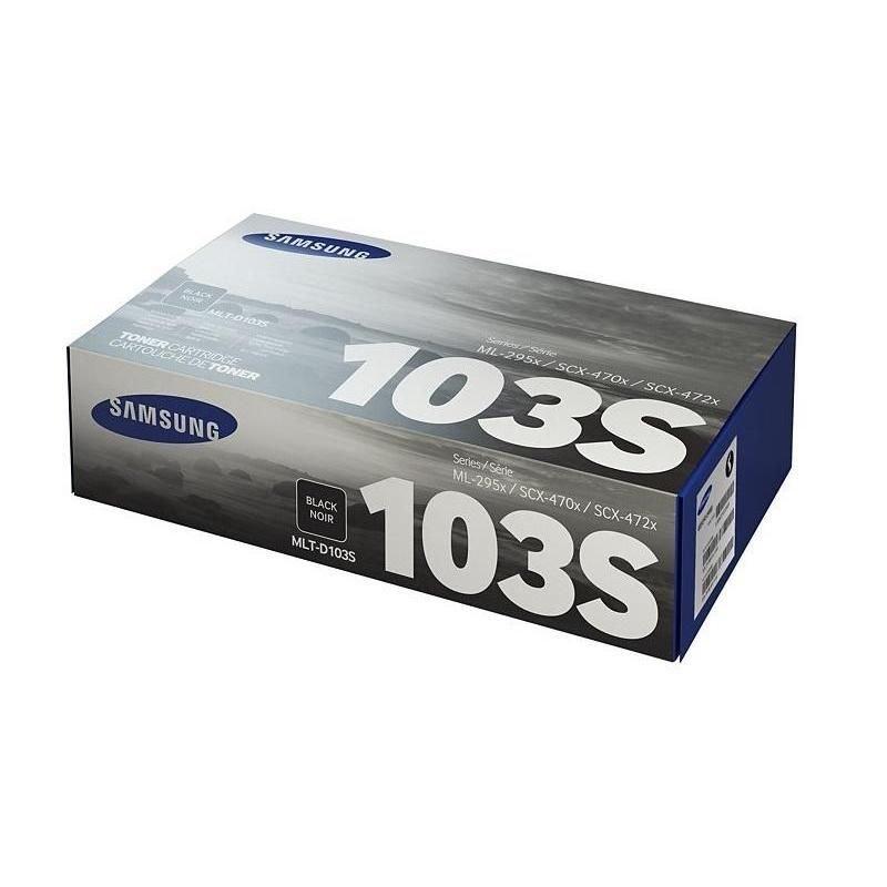 Картридж для Samsung ML-2950/2955 MLT-D103S 1500стр черный ориг