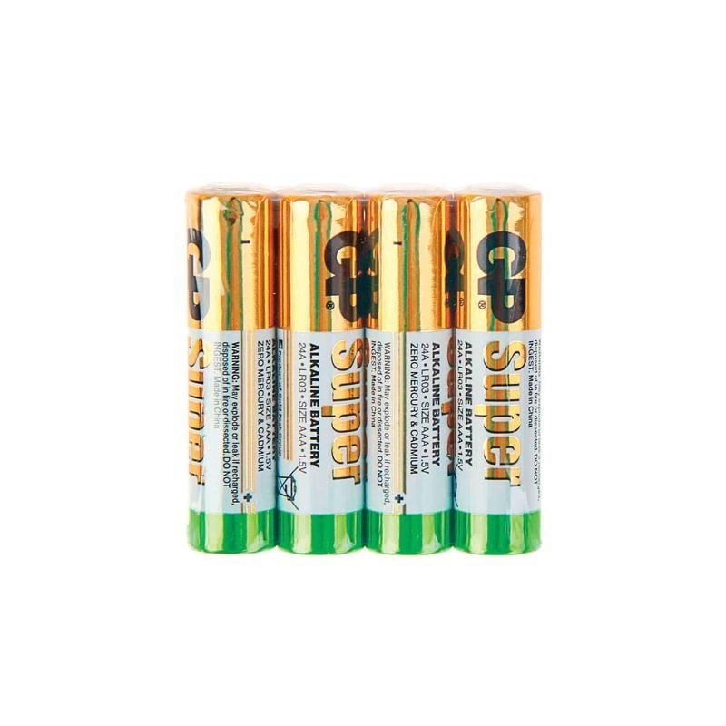 Батарейка GP Super Alkaline ААA  (цена за 1 шт)