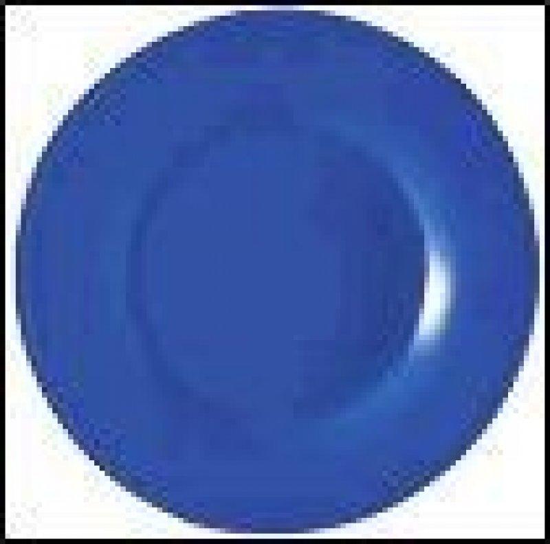Тарелка 220мм Blue Village суповая Passbahce стекло
