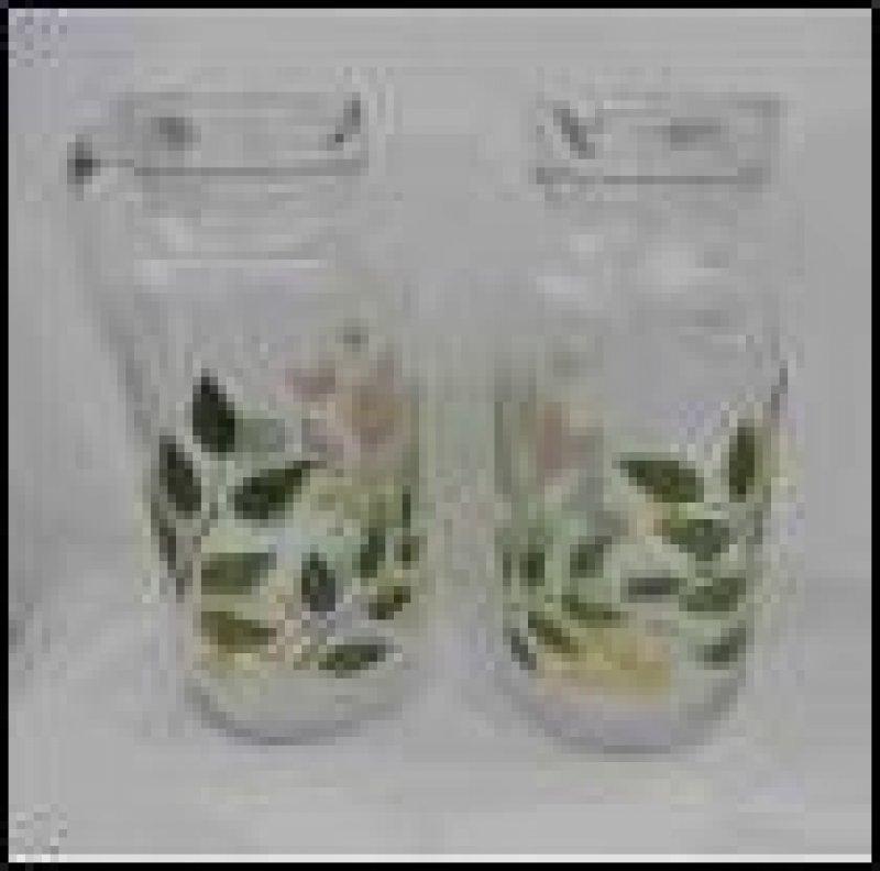 Кувшин 1,3л Butterflies с пластиковой крышкой стекло