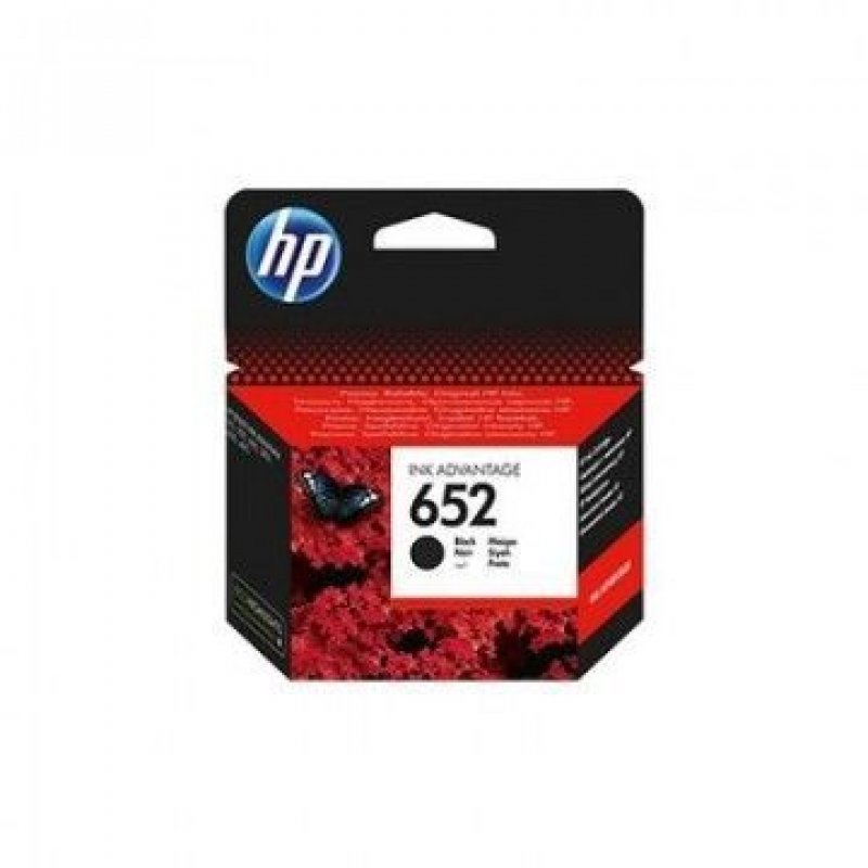 Картридж для HP Deskjet 2135/3635/3775/3785/3835/4535/4675/1115 №652 F6V25AE 360стр черный ориг