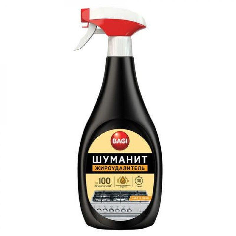 Чистящее средство для кухни 400мл Шуманит