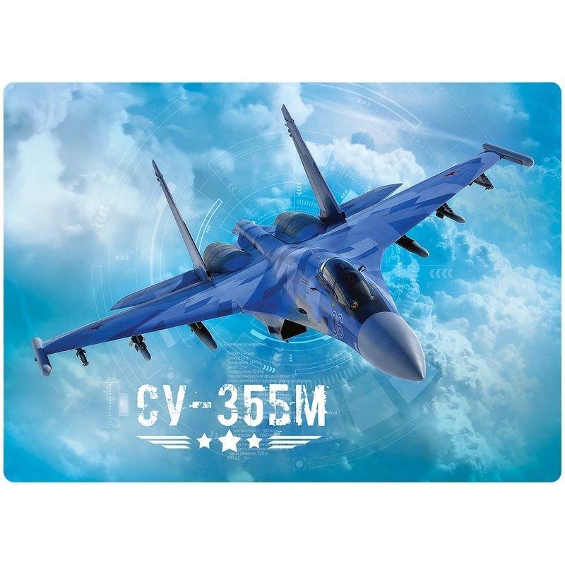 Настольное покрытие 33х46см Военные самолеты