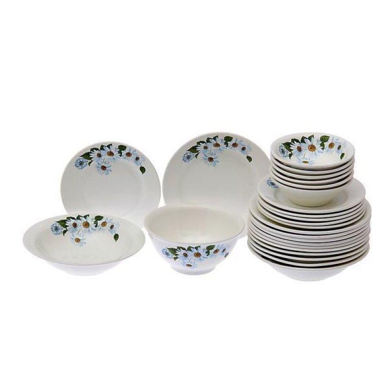 Набор посуды Саксония 25пр
