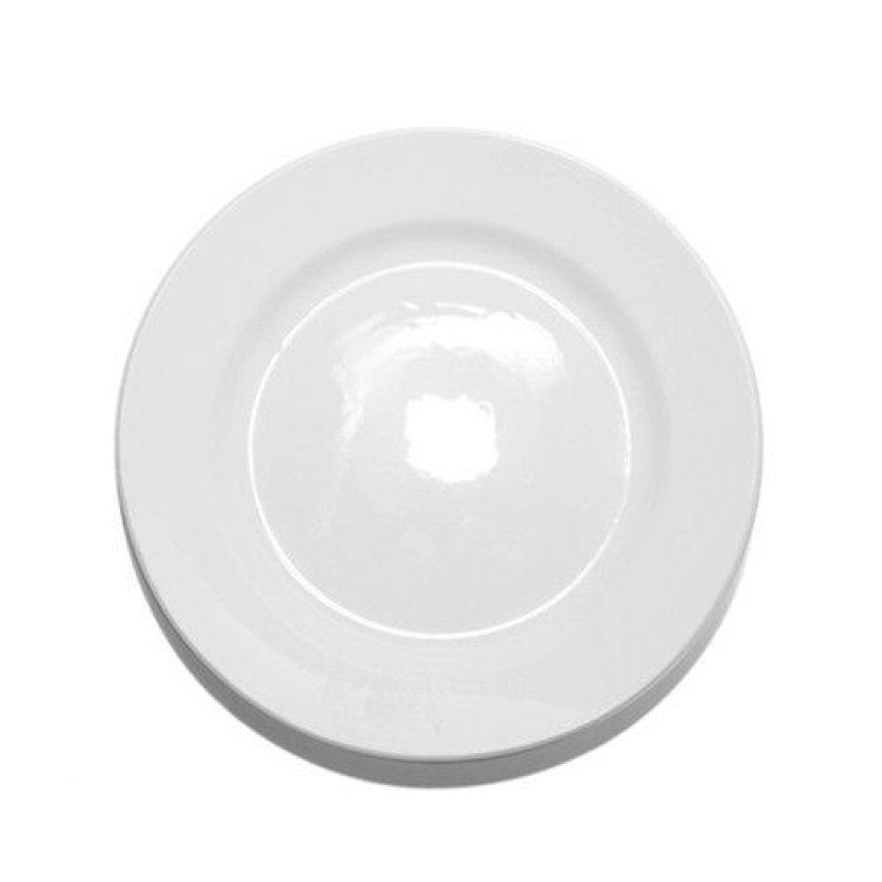 Тарелка 200мм мелкая фаянс