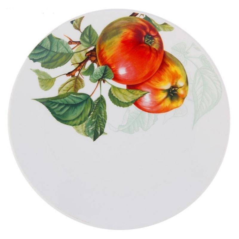 Тарелка 190мм Соната Яблоки