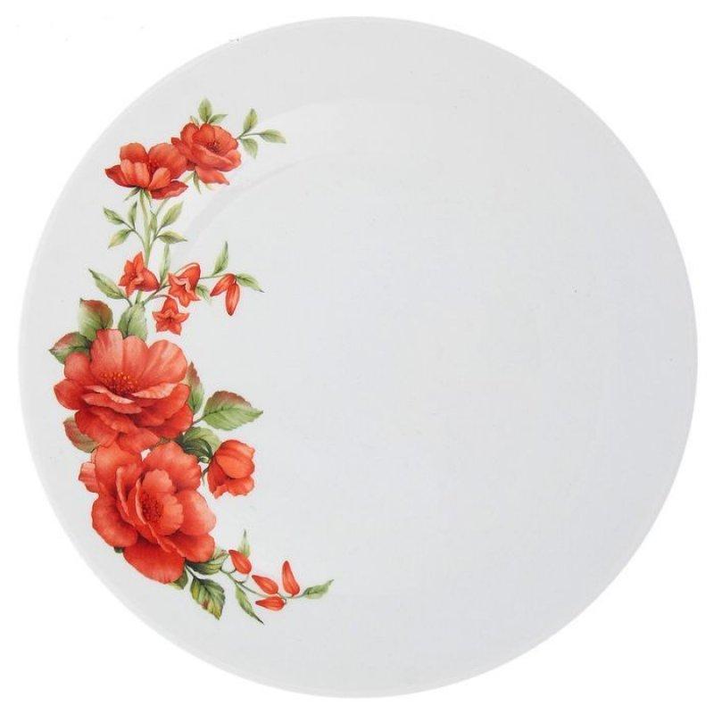 Тарелка 190мм Соната Розы-3