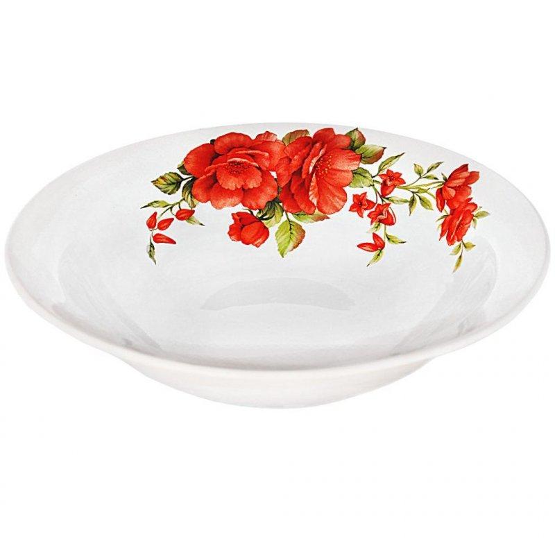 Миска 200мм Розы