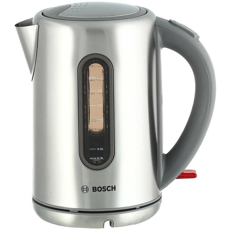 Чайник Bosch TWK 7901 2200Вт 1,7л нержавеющая сталь