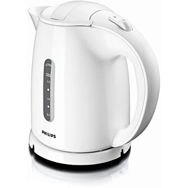 Чайник Philips HD 4646/00 2400Вт 1,5л пластик белый