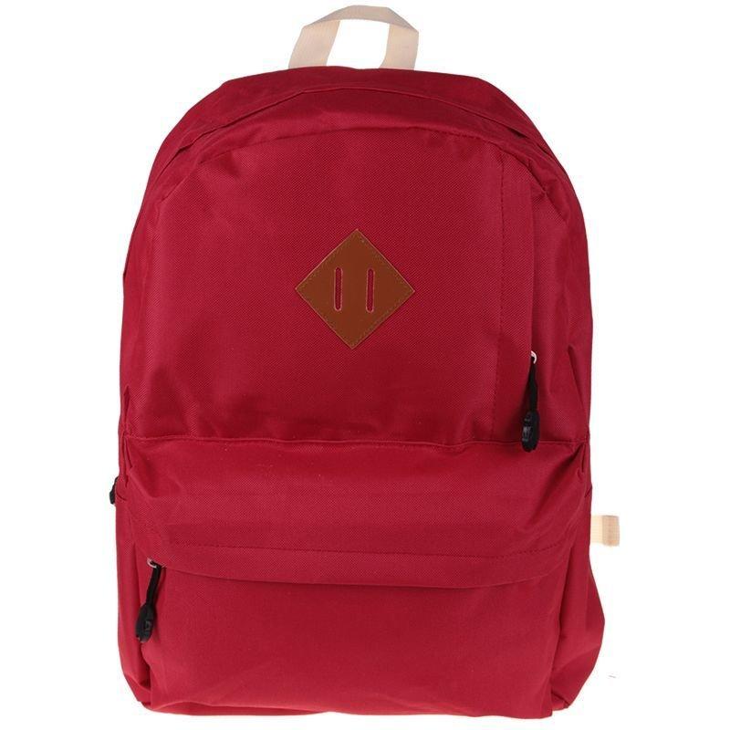 Рюкзак школьный мягкая спинка с отражателями 1