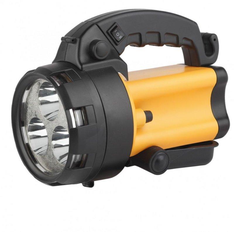 Фонарь ЭРА FA3W светодиодный аккумуляторный 3 диода