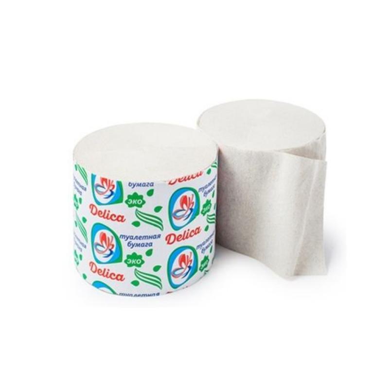 Бумага туалетная Делика без втулки 56