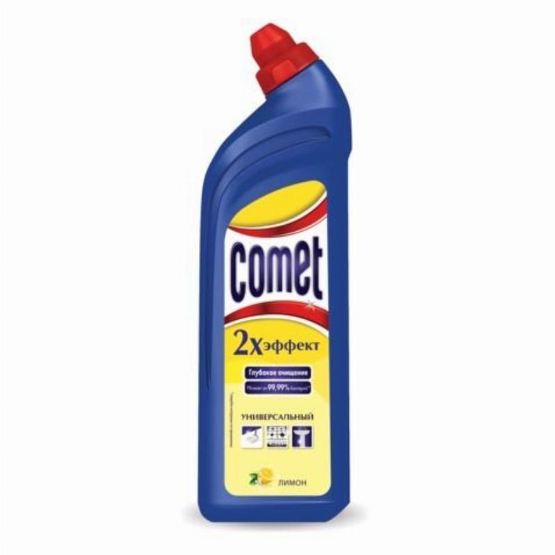 Чистящее средство Сomet 850мл универсальное гель