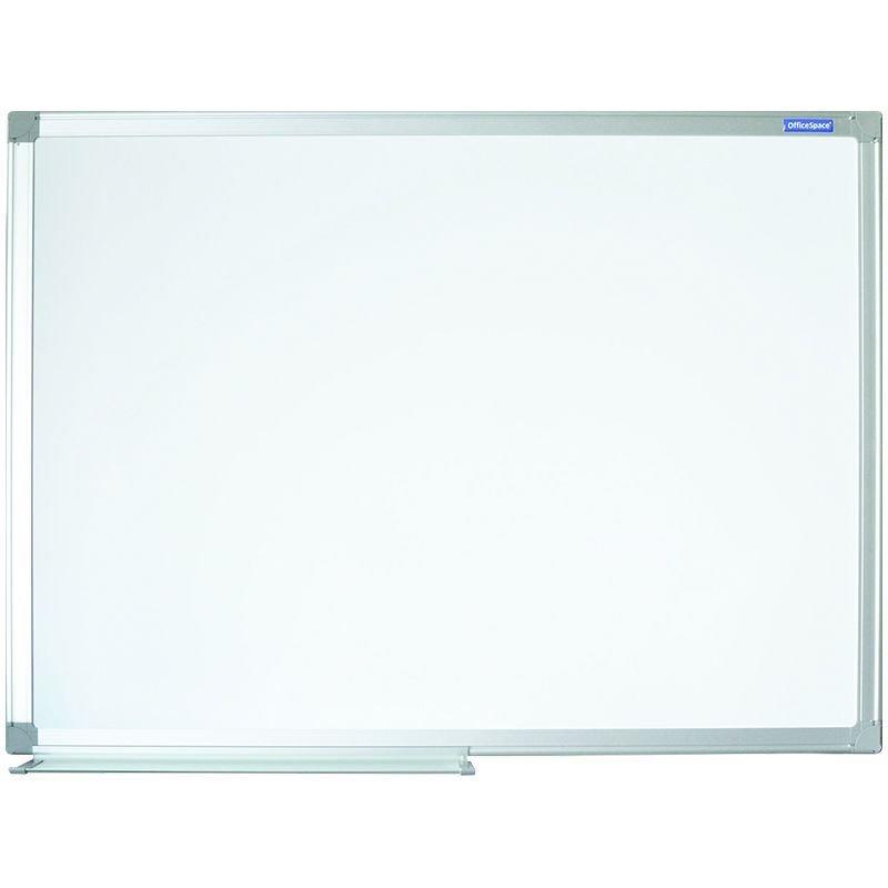 Доска магнитно-маркерная 45х60см Эко алюминиевая рамка