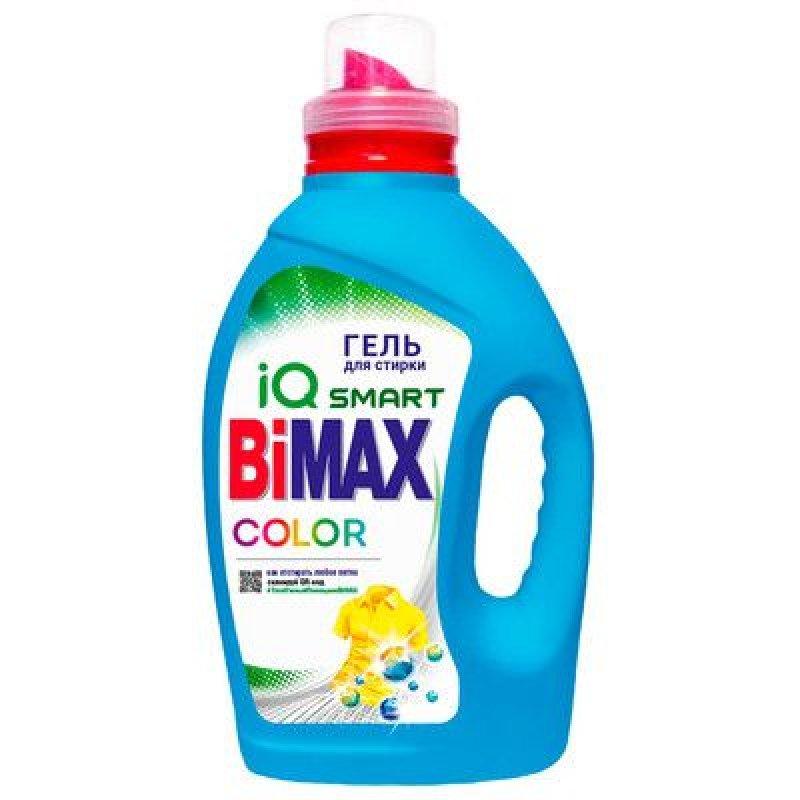 Стиральный порошок 1,3л жидкий 100 пятен BiMax