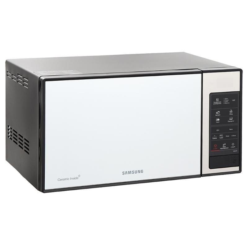 Микроволновая печь Samsung ME83XR 23л мощность 850Вт сенсорное управление черная