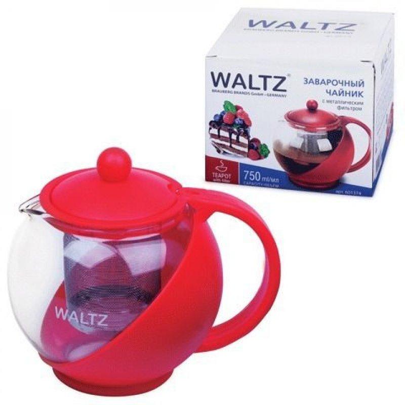 Чайник заварочный 750мл Walts Бергамот