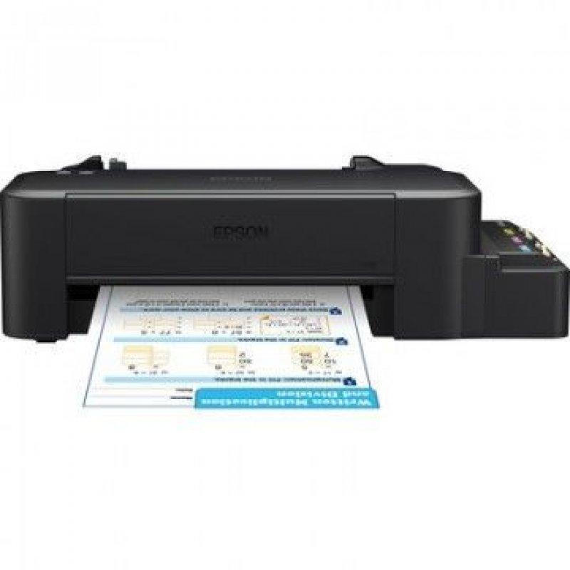 Принтер струйный Epson L120 А4 8стр/мин цветная печать